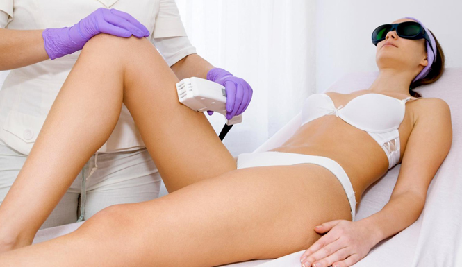 woman-getting-laser-hair-removal